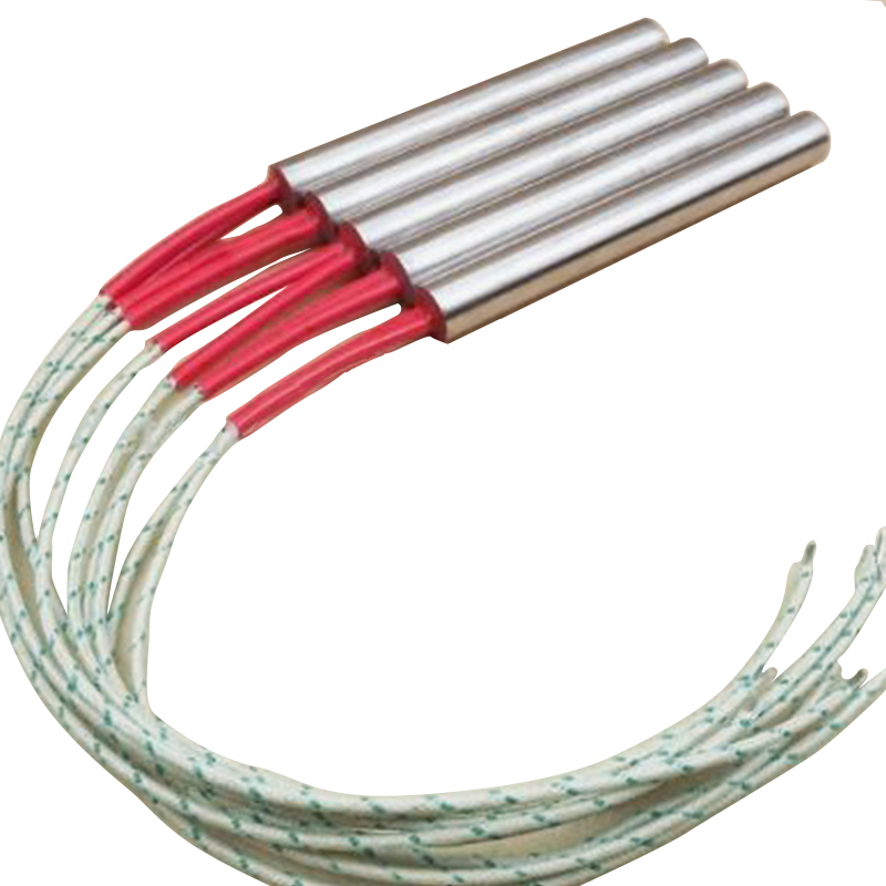 industrial heating elements cartridge heater outside connect wire for mould  heating